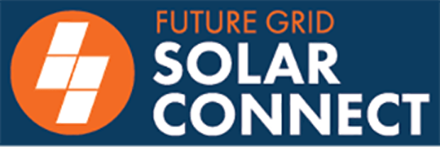 FG Solar Connect Logo Inv darkbgmedish